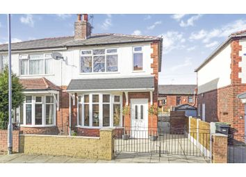 Thumbnail 3 bed semi-detached house for sale in Smedley Avenue, Bolton