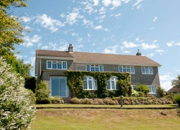 Thumbnail 4 bed detached house for sale in Reynoldston, Swansea