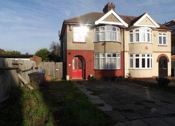 3 bed semi-detached house for sale in Kilvinton Drive, Enfield EN2