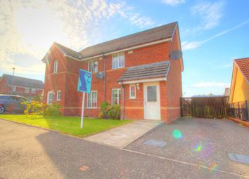Thumbnail 2 bed semi-detached house for sale in Newmilns Gardens, Blantyre, Glasgow