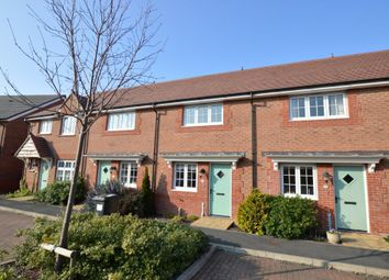 Thumbnail 2 bed terraced house to rent in Clover Way, Newton Abbot, Devon