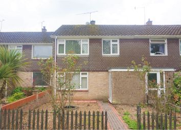 Thumbnail 3 bedroom terraced house for sale in The Paddocks, Swaffham