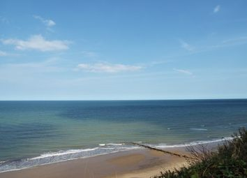 Thumbnail 2 bed flat to rent in Sea View Road, Mundesley, Norwich