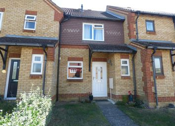 Thumbnail 2 bed terraced house for sale in Clover Avenue, Bedford