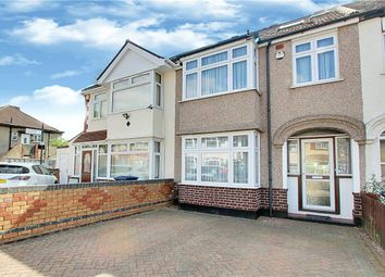 Thumbnail 4 bed terraced house for sale in Halsbury Road West, Northolt, Middlesex