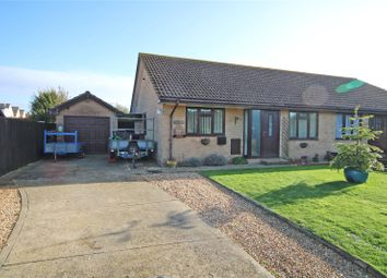 Thumbnail 2 bed bungalow for sale in Dunford Close, Barton On Sea, New Milton, Hampshire