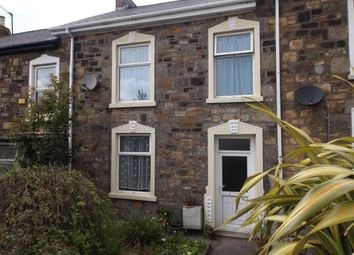 Thumbnail 3 bedroom terraced house for sale in Tuckingmill, Camborne, Cornwall