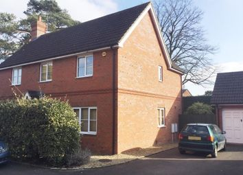 Thumbnail 4 bed detached house to rent in Radley, Oxfordshire