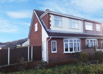 Thumbnail 3 bed semi-detached house for sale in Ffordd Beuno, Holywell, Flintshire