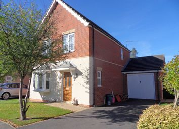 Thumbnail 3 bed detached house for sale in Ibstock Drive, Tydd St Mary, Wisbech, Cambridgeshire