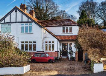 Thumbnail 4 bed semi-detached house for sale in Rickman Hill, Chipstead, Coulsdon
