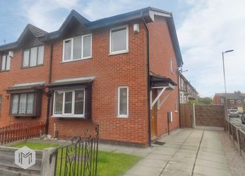 Thumbnail 3 bed semi-detached house for sale in Eldon Place, Eccles, Manchester