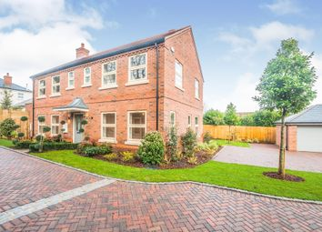 4 bed semi-detached house for sale in Oaklands Grove, Harvest Hill Road, Maidenhead SL6