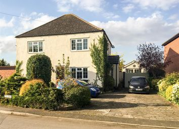 Thumbnail 4 bed detached house for sale in Fen Road, Little Hale, Sleaford