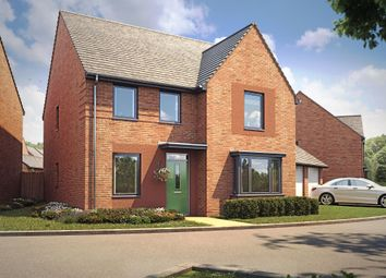 "Thumbnail 4 bed detached house for sale in ""Holden"" at Langaton Lane, Pinhoe, Exeter"