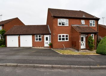Thumbnail 4 bed detached house for sale in Stonepits Lane, Hunt End, Redditch