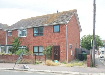 Thumbnail 3 bedroom semi-detached house to rent in Priory Road, Hastings, East Sussex