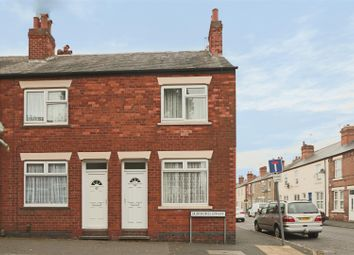 Thumbnail 2 bed terraced house for sale in Durnford Street, New Basford, Nottingham