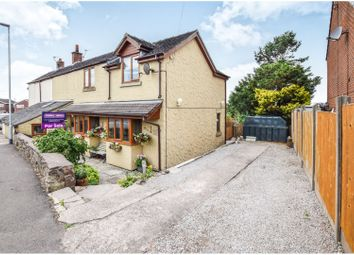 Thumbnail 3 bed cottage for sale in Wraggs Lane, Biddulph Moor