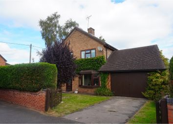 Thumbnail 4 bed detached house for sale in Aston Road, Shrewsbury