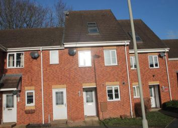 Thumbnail 3 bedroom town house to rent in The Infield, Halesowen, West Midlands