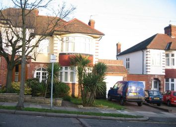 Thumbnail 3 bed semi-detached house to rent in South Lodge Drive, London