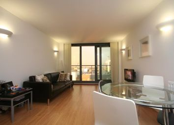 Thumbnail 1 bed flat to rent in Proton Tower, Blackwall Way, London
