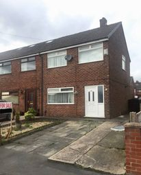 Thumbnail 3 bed town house for sale in Camberwell Cres Whelley, Wigan