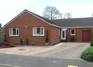 Thumbnail 3 bed detached bungalow for sale in Woodside Avenue, Clarencefield, Dumfries