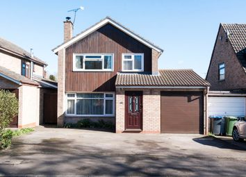 Thumbnail 3 bed detached house for sale in Hurst Road, Southam