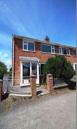 Thumbnail 3 bed property to rent in Penybont Road, Llanbadarn Fawr, Aberystwyth
