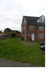 Thumbnail 2 bedroom town house for sale in Crowcroft Road, Longsight Manchester