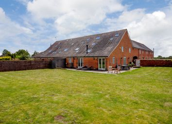 Thumbnail 5 bed barn conversion for sale in Woodhey Lane, Faddiley, Nantwich, Cheshire