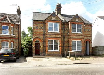 Thumbnail 3 bedroom semi-detached house for sale in Bolton Road, Windsor, Berkshire