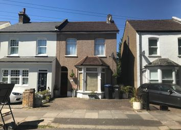 Thumbnail 3 bed semi-detached house for sale in Mandeville Road, Enfield
