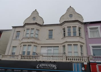 Thumbnail 1 bedroom flat for sale in Paget Road, Barry