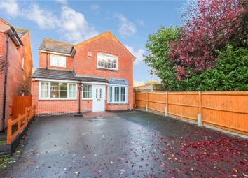 Thumbnail 4 bed detached house to rent in Fludes Court, Oadby, Leicester, Leicestershire