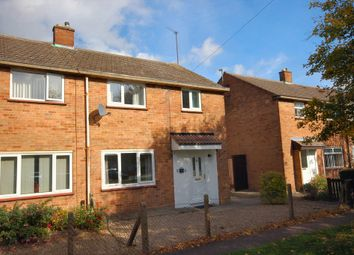 Thumbnail 3 bed semi-detached house to rent in Gunhild Way, Cambridge