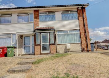 Thumbnail 2 bed end terrace house for sale in Franklin Avenue, Slough