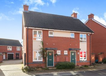 Thumbnail 3 bed semi-detached house for sale in Norton Farm Road, Henbury, Bristol