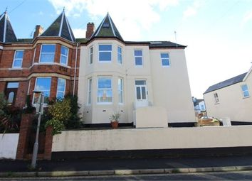 Thumbnail 4 bedroom flat to rent in Withycombe Road, Exmouth