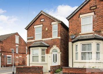 Thumbnail 3 bed detached house for sale in Dunlop Avenue, Lenton, Nottingham