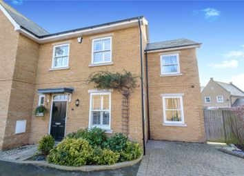 Thumbnail 5 bed semi-detached house for sale in Magazine Mews, Shoebury Garrison, Essex