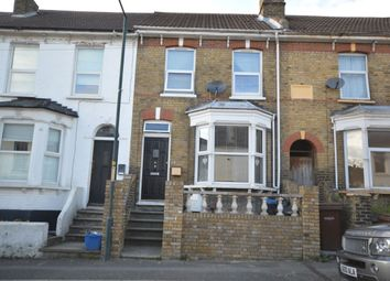 Thumbnail 3 bed terraced house for sale in Weston Road, Strood, Rochester