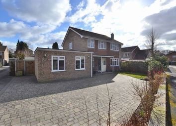 Thumbnail 4 bed detached house for sale in Brookly Gardens, Fleet