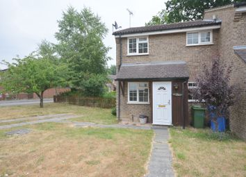 Thumbnail 1 bed end terrace house to rent in Draycott, Forest Park, Bracknell