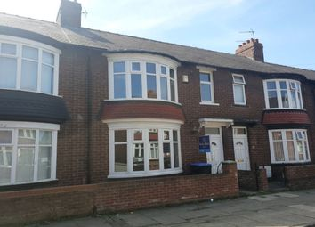 Thumbnail 3 bedroom terraced house to rent in Corder Road, Middlesbrough