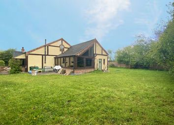 Thumbnail 4 bed detached house for sale in Newcastle Road, Blakelow, Nantwich