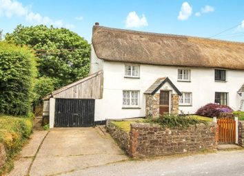 Thumbnail 2 bed semi-detached house for sale in Shebbear, Beaworthy
