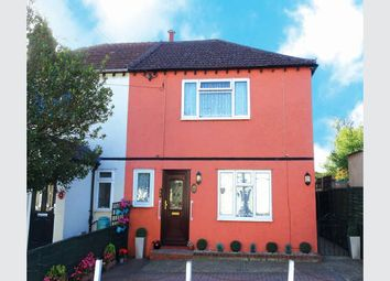 Thumbnail 3 bed semi-detached house for sale in Brook Terrace, Sible Hedingham, Halstead
